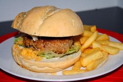 Hamburger Time!