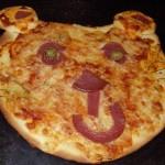 Tijgerpizza