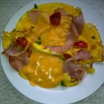 Super Power omelet