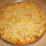Witte pizza