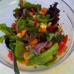 Recyclage Salade