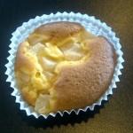 Appel cupcake