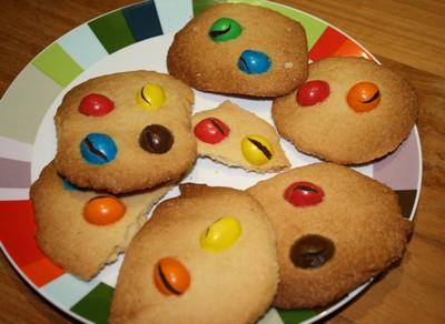 M&M's koekjes
