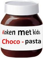 Zelfgemaakte choco