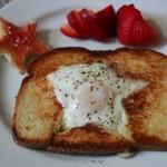 De ster van het ontbijt