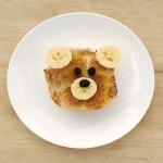 Teddybeer Toast – plezier aan het ontbijt