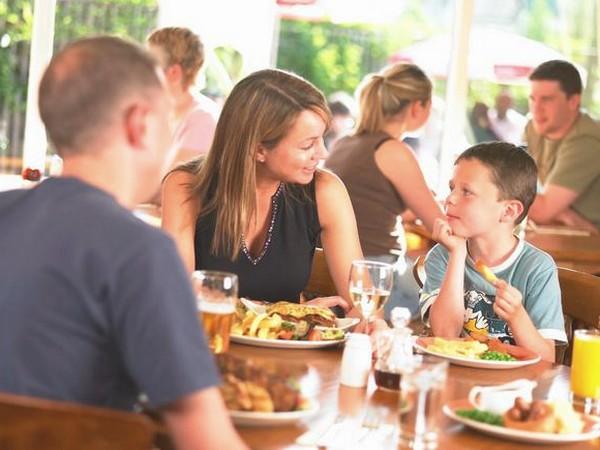de beste restaurants met kinderen