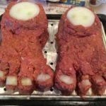 gehakt voeten